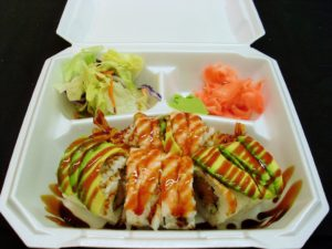 Double Shrimp Roll (2)