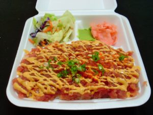 Spicy Ahi Plate (2)